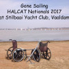 Halcat Nationals. Disabled Sailors Make History
