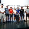 """The Volvo Ocean Race. Seven skippers. One goal. """"We all want to win"""""""