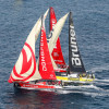 Volvo Ocean Race. They're Off At A Blistering Pace Too