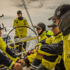 Volvo Ocean Race. Team Brunel in Stealth Mode