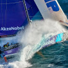 Volvo Ocean Race. Rolling the Dice in the South Atlantic