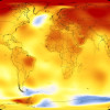 Long-Term Warming Trend Continued in 2017
