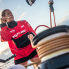 Volvo Ocean Race.Scallywag Battle the Elements to Hold Lead