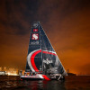 Volvo Ocean Race. Elation & Sadness At Finish