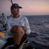 Volvo Ocean Race. Splitting the Reefs