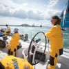 Volvo Ocean Race. Turn the Tide on Plastic Led the Dive South