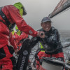 Volvo Ocean Race. Advantage to the South As Fleet Splits