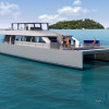 South Africa's Biggest Power Catamaran in Production