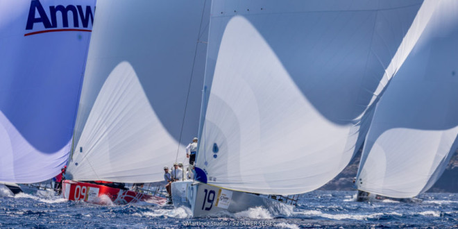52 Super Series. Early Success for RSA Team
