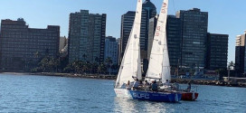 Intervarsity Keelboat Match Racing