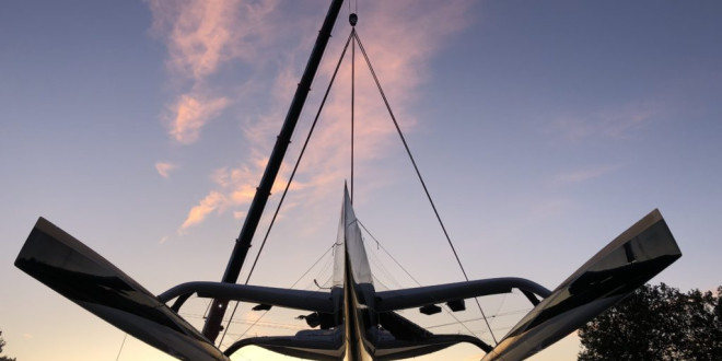 Spindrift Racing Relaunched for Jules Verne Attempt