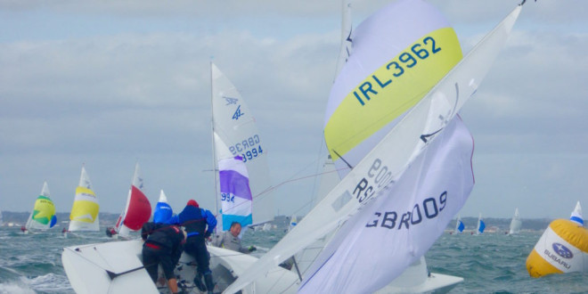 Subaru Flying 15 Worlds. Age NOT On Their Side