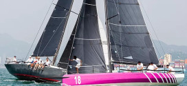 China Coast Regatta. 'Orion DYP' 5th Overall