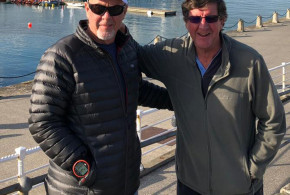 October 2019 Raymarine Sailors of the Month – Campbell Alexander & Dave Herridge