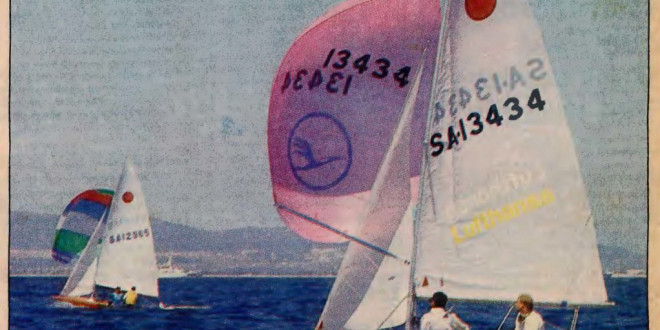 On This Day – 13 December. A Newspaper History of Sailing