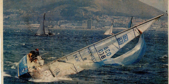 On This Day – 15 December. A Newspaper History of Sailing