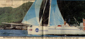 On This Day – 2 August. A Newspaper History of Sailing