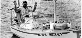 """Talking Sailing"" From My Archives. Acrohc Australis"