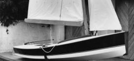 """Talking Sailing"" from my Archives. The Winger Dinghy"