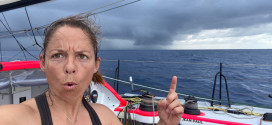 Vendee Globe. 12 Days to Tragedy