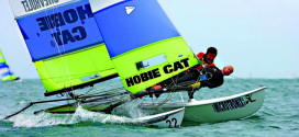 """""""Talking Sailing"""" From My Archives. Ferry & Le Sueur World Champs"""