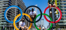 Olympics. Let the Sailing Games Begin