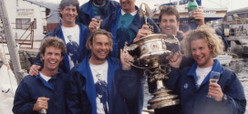 """""""Talking Sailing"""" From My Archives. 1991 Lipton Cup to HBYC"""