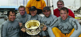 """""""Talking Sailing"""" From My Archives. Sadler/Nankin Take the 2003 Title"""