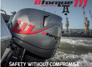 Revolutionary' 50hp DTorque Turbo Diesel Outboard | Sailing