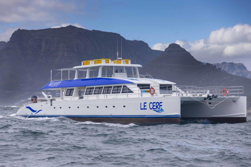 South Africa S Biggest Composite Leisure Catamaran