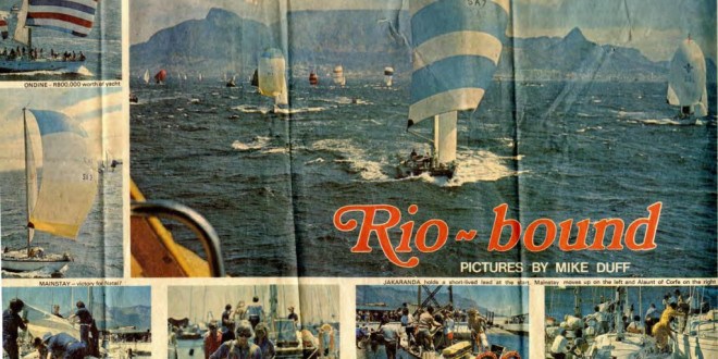 On This Day – 18 January. A Newspaper History of Sailing
