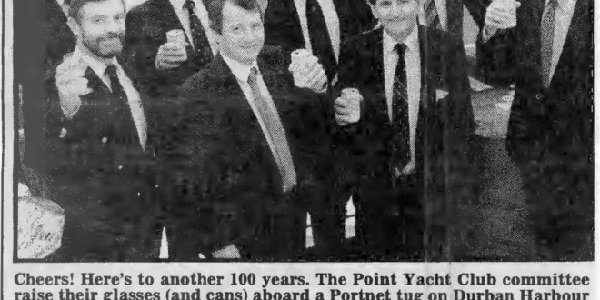 On This Day – 17 January. A Newspaper History of Sailing