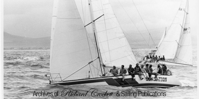 """""""Talking Sailing"""" From My Archives. 2 Lavranos Two-tonners"""