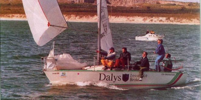 """""""Talking Sailing"""" From My Archives. 1994 Lipton Cup – Saldanha"""