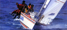 """""""Talking Sailing"""" From My Archives. RCYC the Victors in 1996 Lipton Cup"""