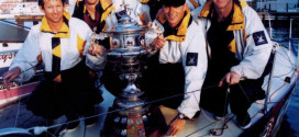 """""""Talking Sailing"""" From My Archives. GBYC Were 1998 Lipton Victors"""