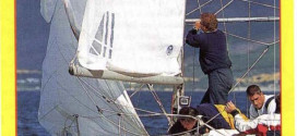 """""""Talking Sailing"""" From My Archives. RCYC Take 2000 Lipton Cup"""