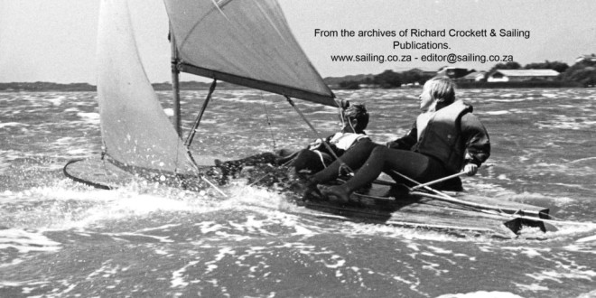 """""""Talking Sailing"""" From My Archives. Dabchick No. 500 is Afloat"""