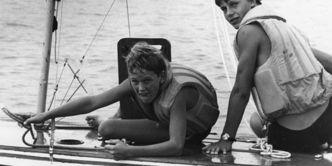 """""""Talking Sailing"""" From My Archives. Some 'Natal' Dabbie News"""